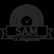 Logo - Sam Le Disquaire