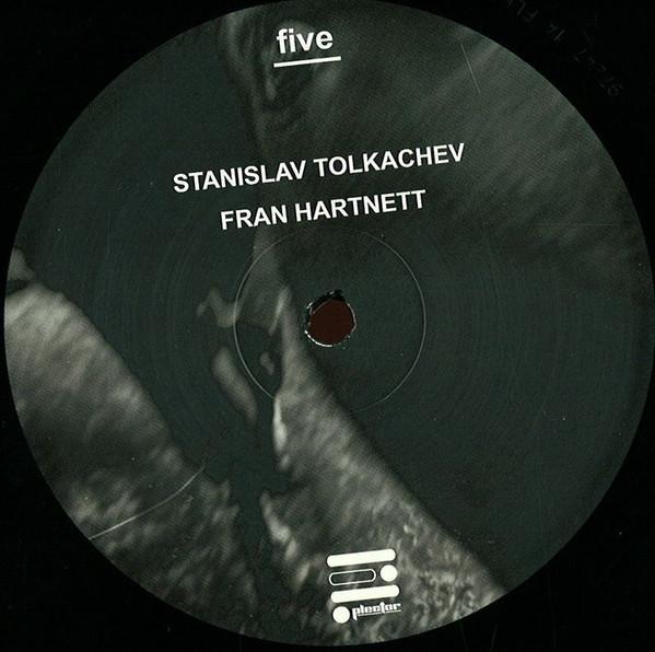 Stanislav Tolkachev Creation From Nothing EP