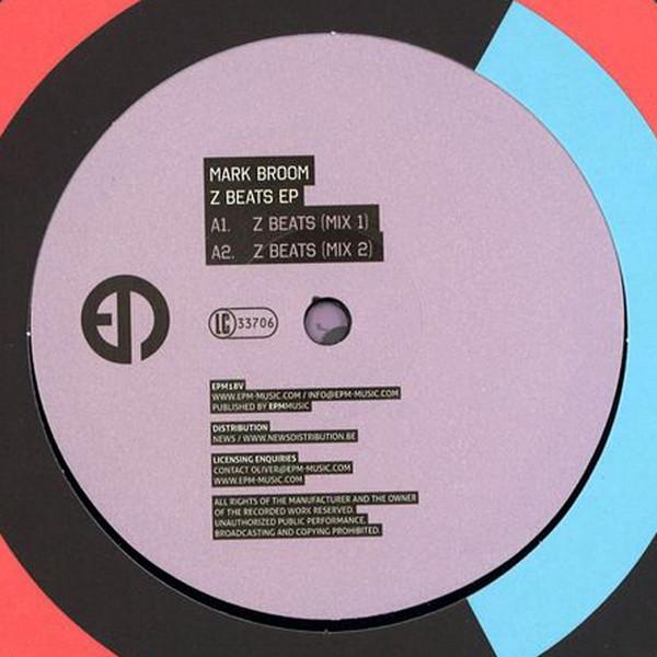 Mark Broom – Z Beats EP